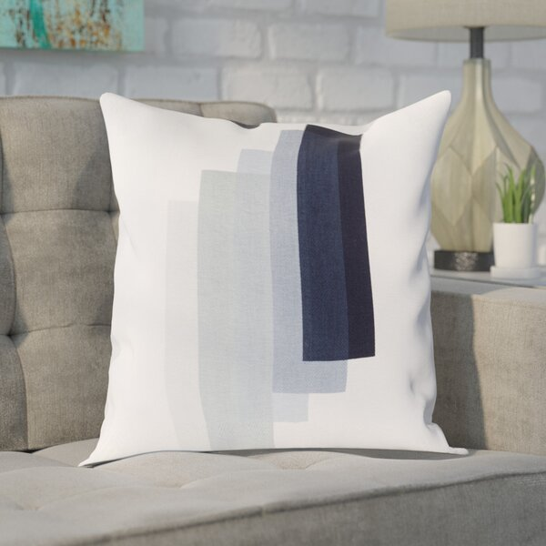 Gilberto 100% Cotton Pillow Cover by Mercury Row